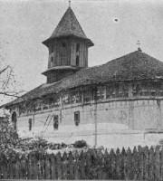 Biserica veche Sf.Paraschiva